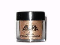 Рассыпчатые минеральные пигменты (golden brown) Asura