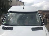 Mercedes Sprinter 2006+ и 2013+ гг. Дефлектор лобового стекла (под покраску, на клей)