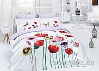 Комплект постельного белья SoundSleep Albina сатин Полуторный комплект -2 наволочки: 50х70, 70х70 см