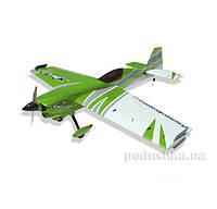 Самолёт радиоуправляемый Precision Aerobatics XR-52 1321мм KIT (зеленый)