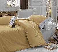 Полуторный однотонный комплект постельного белья Cotton Box Plain, ранфорс, Турция