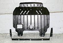 Защита картера двигателя и кпп Hyundai Getz 2002-