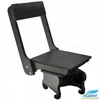 Поворотное кресло для надувной лодки дерево 3001 , фото 1