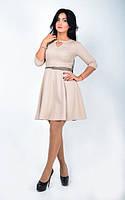 Качественное женское платье в классическом стиле Размер 46, 48