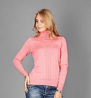 Красивый женский свитер из качественного материала