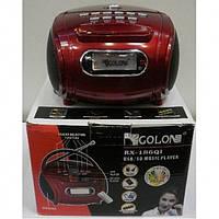 Бумбокс GOLON RX-186 QI, портативная колонка, радио, mp3 колонки, портативная акустика, аудиотехника