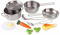 Игровой набор детской посуды и продуктов KidKraft 63186