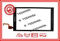 Тачскрин 204x121mm 6pin Gttg080-107 Черный
