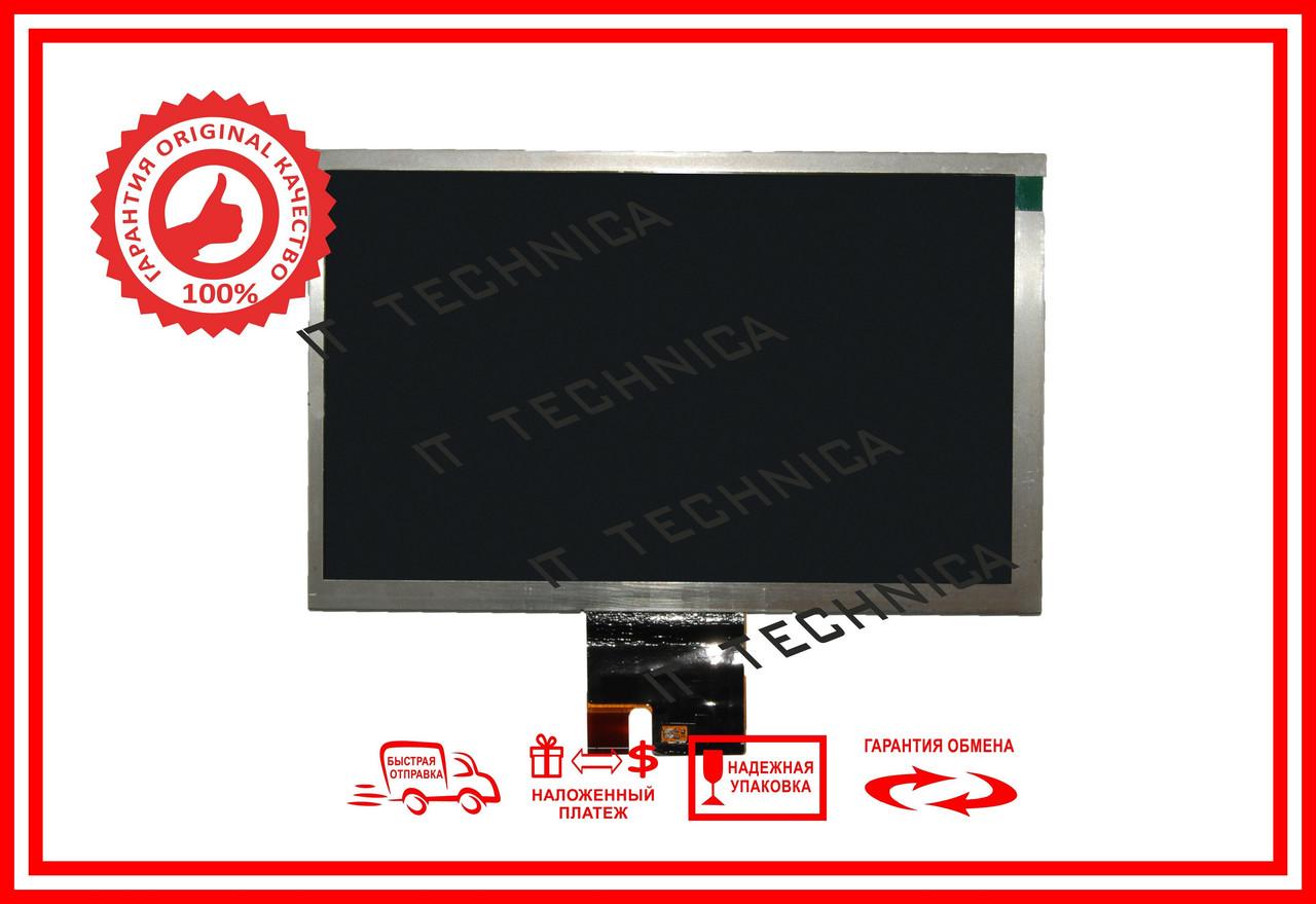 Матриця 167x105mm 31pin 1024x600 HSD070PFW3-D00 721H460235-A1