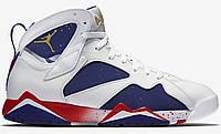 Детские кроссовки Nike Air Jordan 7 Retro Вg 304774-123