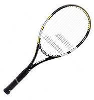 Теннисная ракетка Babolat Rival aero black/blue (121181/142)