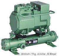 Компрессорно-конденсаторный агрегат Bitzer K123HB/2EES-3Y