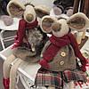 Мягкая игрушка мышка Jolipa