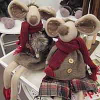 Мягкая игрушка мышка Jolipa, фото 1