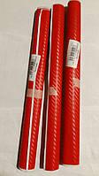 Карбоновая пленка красная 3D. Пленка под карбон для автомобиля 127*30 см, фото 1
