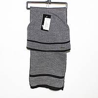 Шапка +шарфик для мужчин Арт. 03003