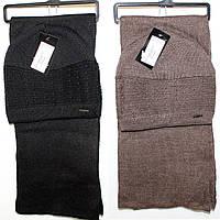 Шапка +шарфик для мужчин Арт.12003