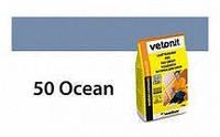 Вебер. ветонит ДЕКО 50 океан 2кг