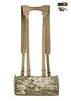 "Полевая разгрузочная система M.U.B.S.""BFBS""( BattleField Belt with Suspenders ) - Ukrainian Digital Camo (MM-14)"