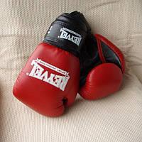Перчатки боксёрские REYVEL, 8 ун, кож.
