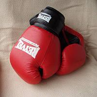 Перчатки боксёрские REYVEL, 12 ун, кож.