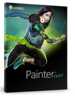 Painter 2017 English (электронная версия) (Corel Corporation)
