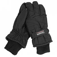 Перчатки с Thinsulate - Чёрный (Black)