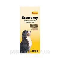 Josera Economy сухой корм для взрослых собак всех пород. Упаковка 20кг