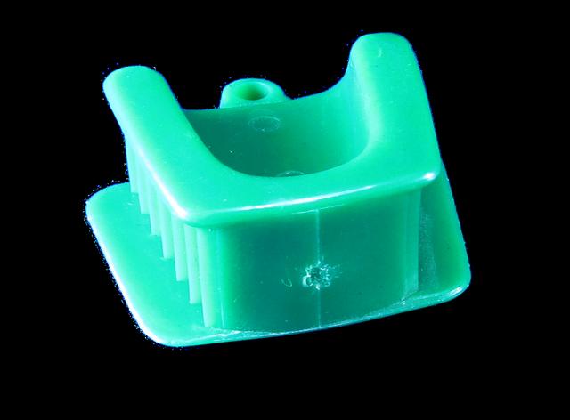 Роторасширитель, челюстной упор большой зелен.
