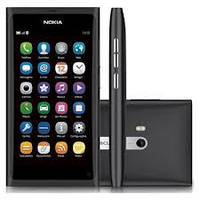 """Мобильный телефон Копия Nokia N9 1\2 SIM, 3D, JAWA, FM. Яркий сенсорный дисплей. 3,6"""", фото 1"""