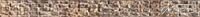 Zeus Ceramica декор Zeus Ceramica Casa Domino 3x32,5 Listello bronzo (ZMX3CA)