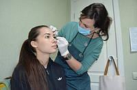Перманентный макияж  губ, бровей, глаз. г. Киев
