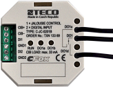 Модуль привода жалюзи C-JC-0201B