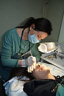 Профессиональный татуаж  губ, бровей, глаз. г.Запорожье