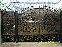 Ворота (ковка), фото 1