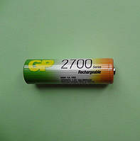 Аккумулятор GP R6 АА 2700 мАч пальчиковый (NiMH), цена за 1 шт