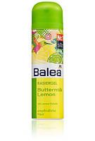 Женский гель для бритья пихта и лимон Balea Rasiergel Buttermilk Lemon