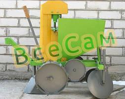 Картофелесажалка КСМ-1 без транспортировочных колес и бункера