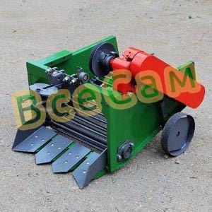 Транспортерная картофелекопалка ПроТек 45/60 для мини трактора