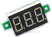 Вольтметр постоянного напряжения 3.2~30 В, фото 1