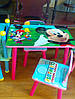 "Детский столик со стульчиками ""Микки"" J 002-285"
