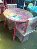 Детский столик со стульчиками J002-288