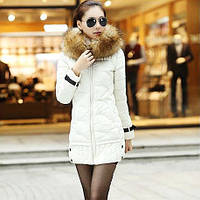 Женский зимний пуховик, женская зимняя куртка. Модель 4016