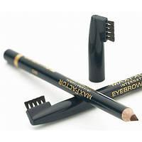 Max Factor Eyebrow Pencil - Max Factor карандаш для бровей Макс Фактор (лучшая цена на оригинал в Украине) Вес: 9гр., Цвет: 01 черный