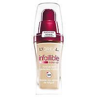 L`Oreal Infaillible 16h - Loreal тональный крем Лореаль Инфайибль (Непобедимый) 16 часов (лучшая цена на оригинал в Украине) Объем: 30мл, Цвет: 140