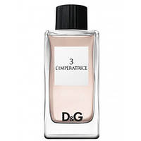 Dolce & Gabbana 3 L`Imperatrice - Дольче Габбана Императрица 3 туалетная вода, 50мл