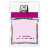 Angel Schlesser Angel Schlesser So Essential - парфюм Ангел Шлессер Со Эссеншиал сертифицированные (лучшая цена на оригинал в Украине) туалетная вода,