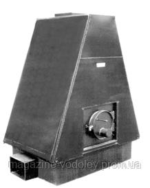 Теплогенератор «Бизон» экономичное отопление на дровах