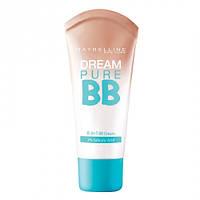Maybelline BB Dream Pure - Мейбелин ББ крем для проблемной кожи лица с тонирующим эффектом (лучшая цена на оригинал в Украине) Объем: 30мл, Цвет: