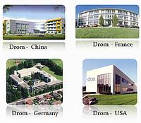 Концерн «DROM» - завод - производитель оригинальной элитной парфюмерии Диор, Шанель, Гуччи, Версаче, Ланком, Хуго Босс, Лакоста, Ферари, Пако Рабанна, Живанши и много других брендов.